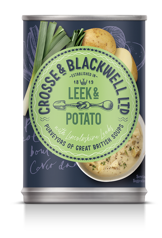 Leek & Potato - Crosse & Blackwell