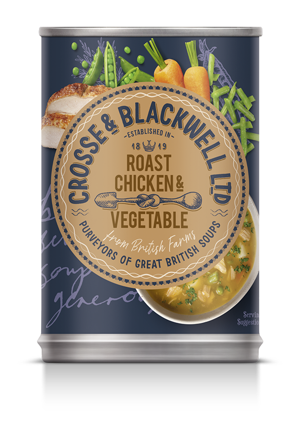 Roast Chicken  & Vegetable - Crosse & Blackwell