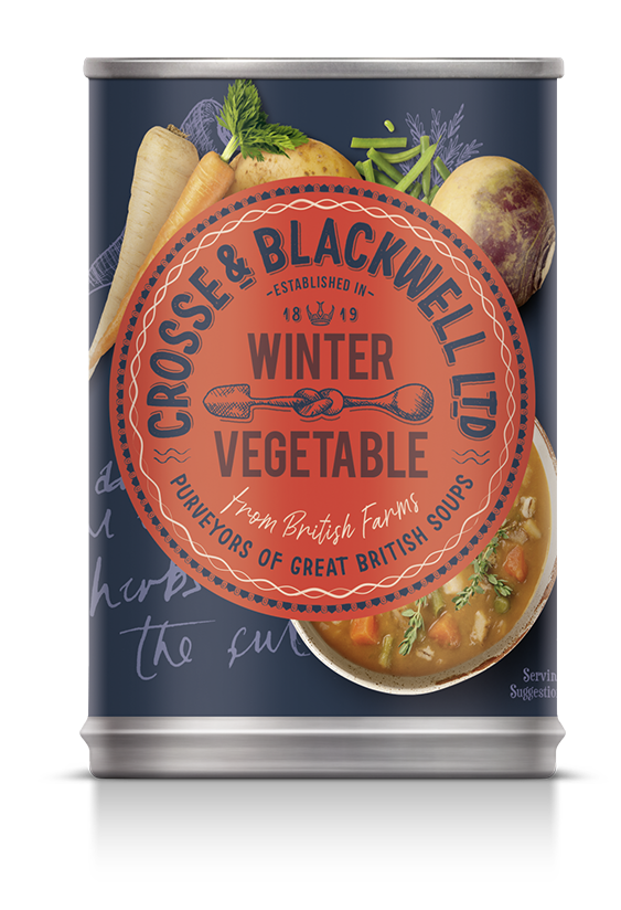 Winter  Vegetable - Crosse & Blackwell