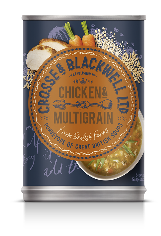 Chicken  & Multigrain - Crosse & Blackwell